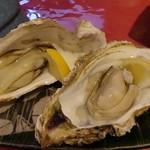 いい田 - 寿都産寿牡蠣