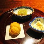 ユメキチ 神田 - お通し1,000円
