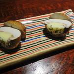 ユメキチ 神田 - マッシュルームのグリル