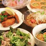 choice - サラダや揚げ物などの一品料理も多数揃えております!!