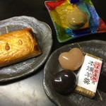 玉嶋屋 - 料理写真:徳川将軍も雅子様も召し上がった羊羹