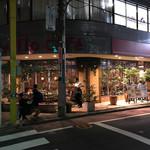 キャボロカフェ - 【2017.9.2】店舗全容。