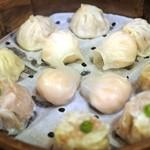 海鮮広東料理 中華料理 昌園 - 点心3種盛り合わせ