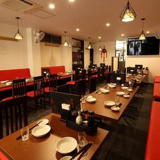 貸切最大60名様◆中華料理で宴会をお楽しみ下さい