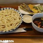 Matsuna - 野菜鳥肉汁うどん(並)