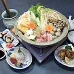 開花亭 - 料理写真:芋炊きセット