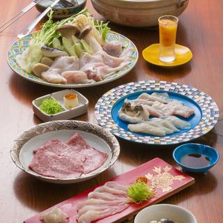 ◆秋季、冬季限定フグと完熟近江牛解禁!◆(10/1受付開始)
