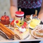 シェ・シバタ - ケーキの見本♡