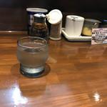 中島家 - 水はセルフサービスで