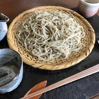 きむら - 料理写真:せいろ 大盛
