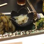 どんまい - 料理写真:¥2000コース(1人1皿)