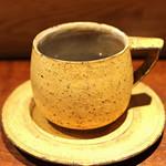 アカ - コーヒー