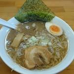 北海道らーめん小林屋 - 料理写真:醤油ラーメン550円