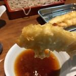 天ぷらの山 -