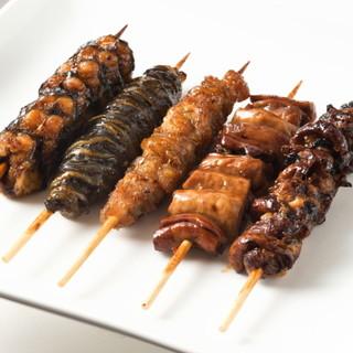食べるべき逸品!うなぎをダイレクトに楽しめる「鰻の串盛り」
