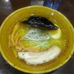 らーめん影虎 - 和風鶏塩ラーメン