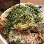 千一家 - 料理写真:カツ丼