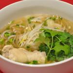Asian Food Fuuten - クイッティオナーム(タイヌードル)