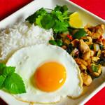 Asian Food Fuuten - ガパオライス