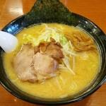 北海道ラーメン おやじ - おやじ麺 800円