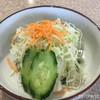 スパゲティ コモ - 料理写真:サラダ