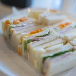 ワンモア - 火腿蛋三明治(ハムエッグ・サンドヰチ)、雞蛋(にはとりのたまご)