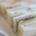 ワンモア - 料理写真:火腿蛋三明治(ハムエッグ・サンドヰチ)、火腿(はむ)