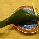 明日香 - 2段弁当  デザート  麩饅頭