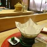 明日香 - 長月 懐石料理  点心  紙鍋