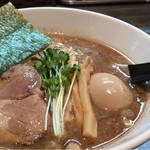 麺 やまらぁ - 玉やまらぁ850円