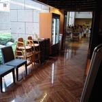レストラン オーロラ - レストラン入口