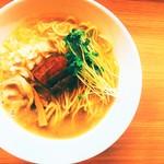 ゆきふじ - 鶏白湯