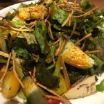 73055730 - 鎌倉野菜のサラダドレッシングも良し