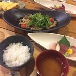 飯屋こふく - 料理写真: