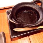 神戸三宮肉寿司 - 炙り醤油