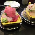 回し寿司 活 - 刺盛りたち