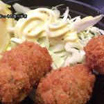 回し寿司 活 - 牡蠣フライ