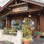 サイラー - カフェ側の入り口