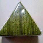 フッセン - 抹茶ピラミッド