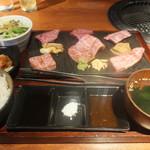 BAKURO - 和牛三昧ランチ