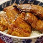 みよし亭 - 料理写真:うな丼特上