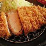 73061575 - やまと豚厚切りロースかつ定食(240g)…税込2484円