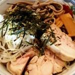 蕎麦助六 - ニハ、300グラム、豚鶏肉
