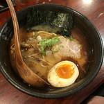 麺処 田ぶし - ラーメン
