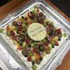 コンクワート - 料理写真:コンクワートの特性巨大ケーキ