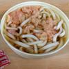 オートパーラー上尾 - 料理写真:天ぷらうどん