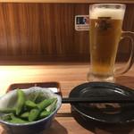 73063835 - ビール お通し