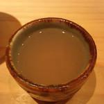 鮨 尚充 - シジミ汁