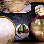 割烹松山 - 料理写真:
