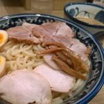 楽  - 特製つけ麺@1000円の大盛り